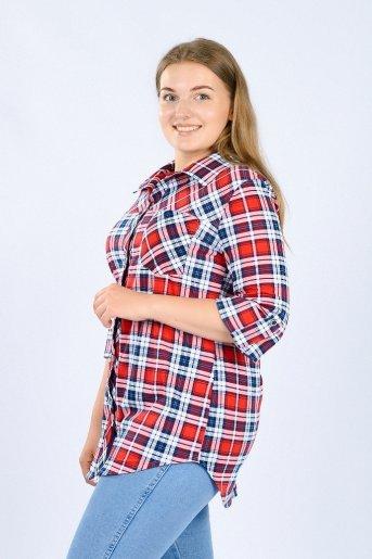 "№ 1236 Рубашка ""А"" - Дамит"