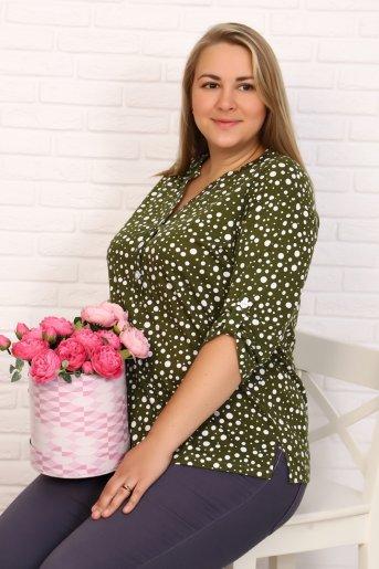"""Блуза 5940 """"Н"""" - Дамит"""