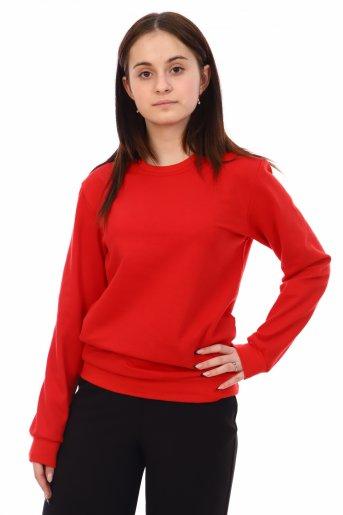 Свитшот №105 (Красный) - Дамит