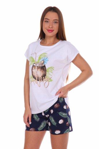 Костюм №108 кокос (Фото 2)