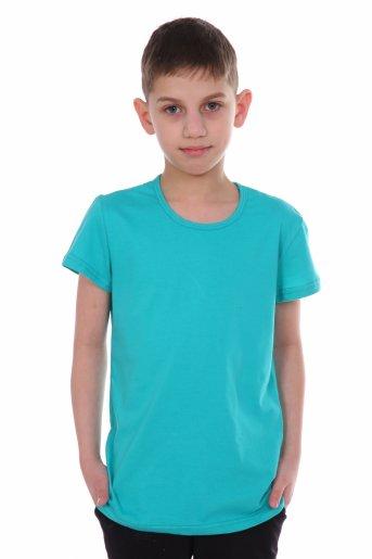 Футболка для мальчика (Зеленый) - Дамит