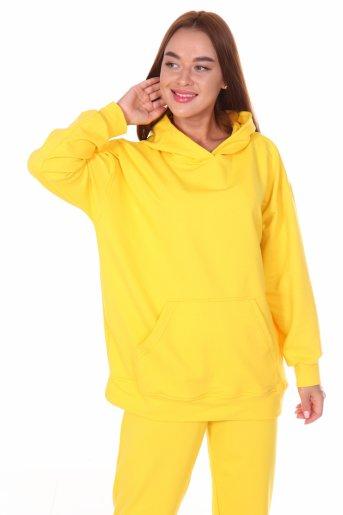Худи №107 (Жёлтый) - Дамит