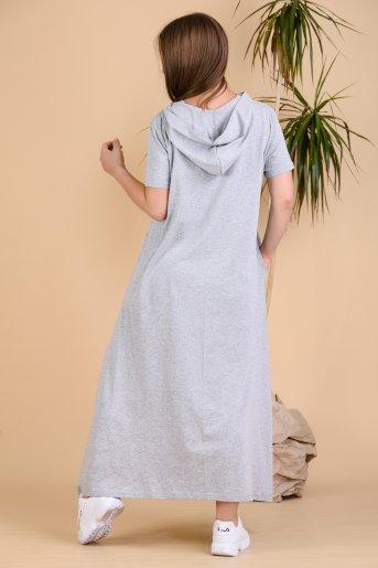 "Платье 13476 ""Н"" (Меланж) (Фото 2)"