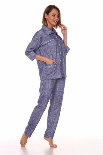 №125 Пижама (Джинса) (Фото 2)