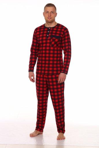 Пижама Александр (Красный) (Фото 2)
