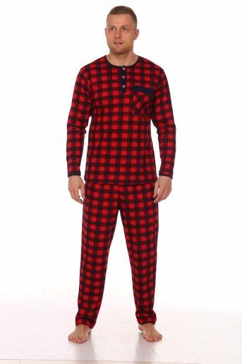 Пижама Александр (Красный) - Дамит