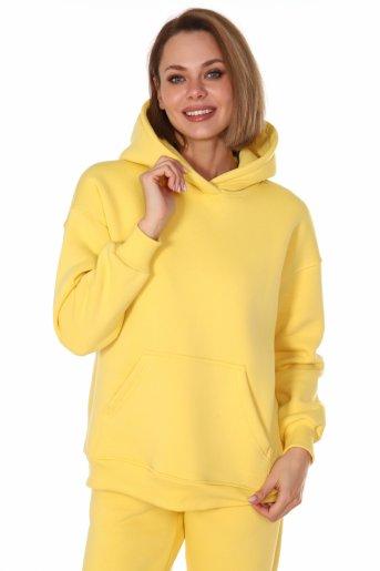 №104 Худи (Желтый) - Дамит