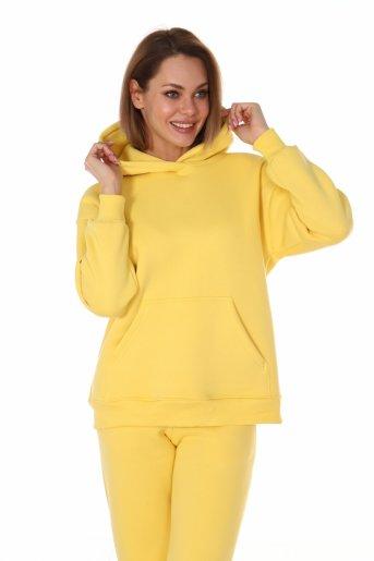 №104 Худи (Желтый) (Фото 2)
