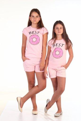 Костюм №1 Пончик (Розовый) - Дамит