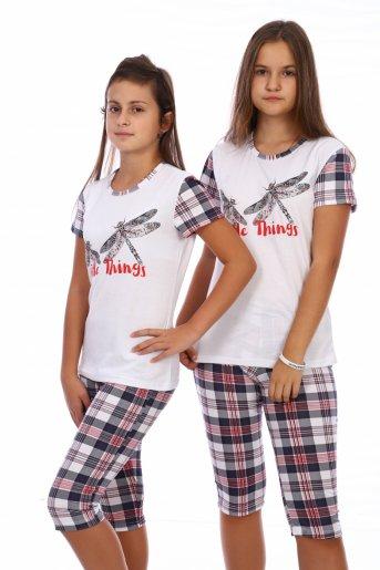 Пижама Стрекозы (бриджи) - Дамит