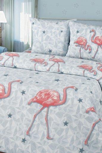 Фламинго (бязь) - Дамит