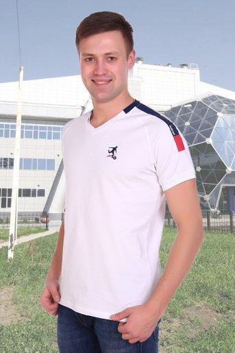 """Футболка Дирижер """"Н"""" - Дамит"""