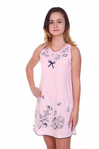 Сорочка №43 (Розовый) - Дамит