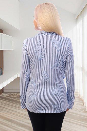 """Блуза Колерия """"Н"""" (Полоска) (Фото 2)"""