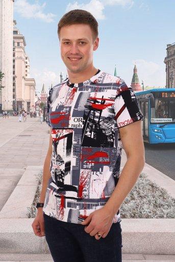"Футболка 11049 ""Н"" - Дамит"