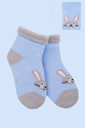 """Носки Кролик детские плюш (в упаковке 3 пары) """"Н"""" (Фото 2)"""