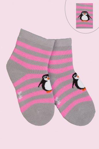 """Носки Пингвин детские плюш (в упаковке 3 пары) """"Н"""" (Фото 2)"""
