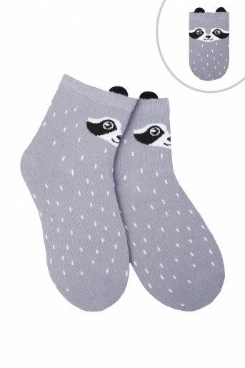 """Носки Ушки детские (в упаковке 3 пары) """"Н"""" - Дамит"""