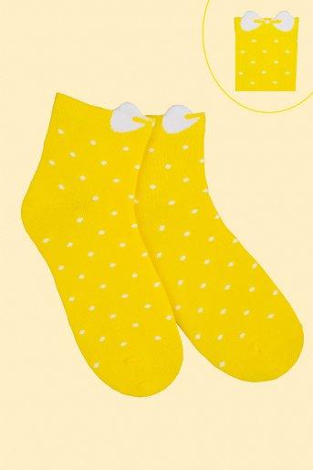 """Носки Бантик детские (в упаковке 3 пары) """"Н"""" (Фото 2)"""