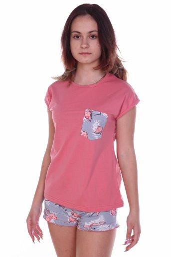 Костюм №73 (Фламинго корал) - Дамит